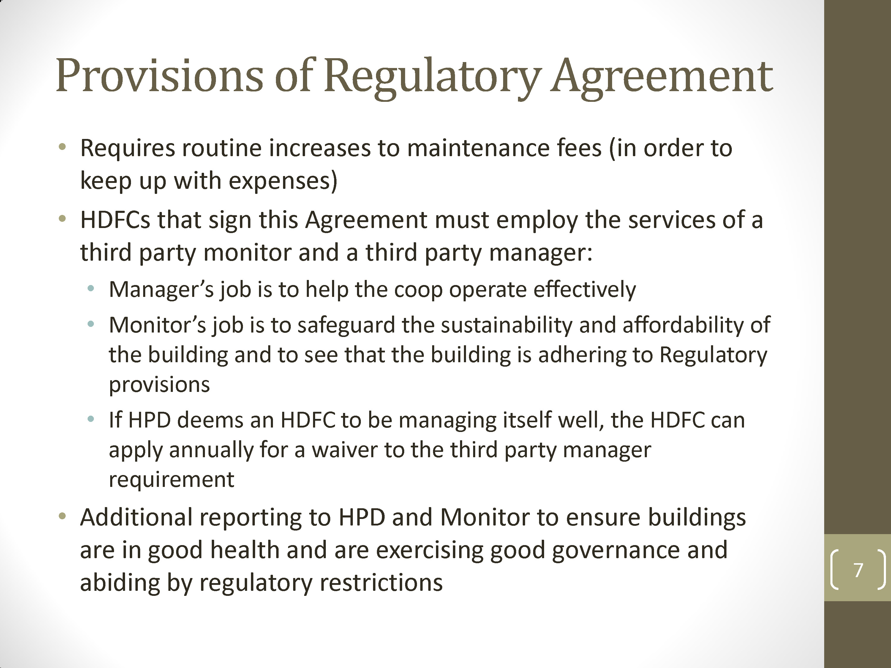HPD HDFC Regulatory Agreement_Page_07